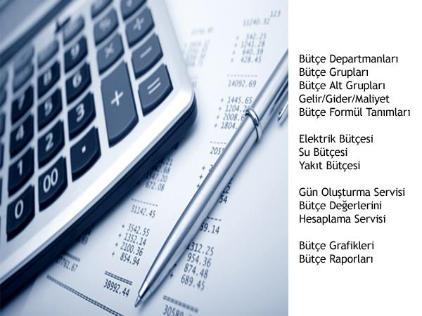 Bütçe Otomasyonu